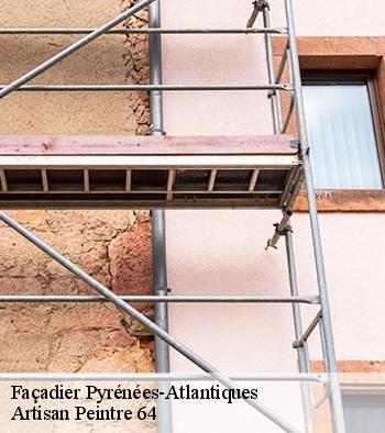 Devis Rénovation Façade  Chaumont → Tarif Ravalement Façadier