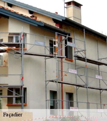 Devis Rénovation Façade  Villefranche-sur-Saône → Coût Ravalement Façadier